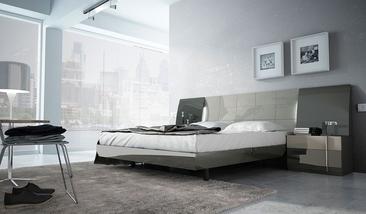 Dormitorios de matrimonio modernos muebles ruiz y gallego - Ver dormitorios de matrimonio modernos ...