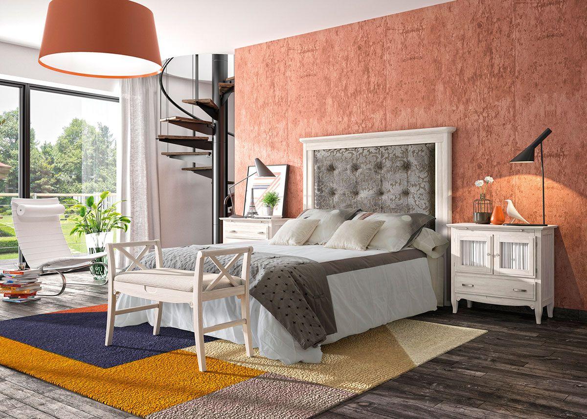 Dormitorios de matrimonio cl sicos muebles ruiz y gallego - Muebles ruiz ...