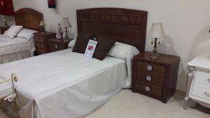 Dormitorio cama 150cm