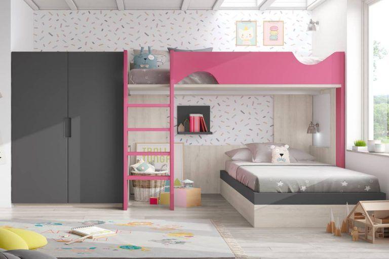 Dormitorio Juvenil F208