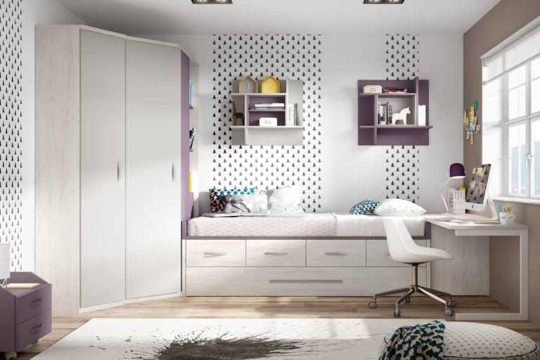 Dormitorio Juvenil F002