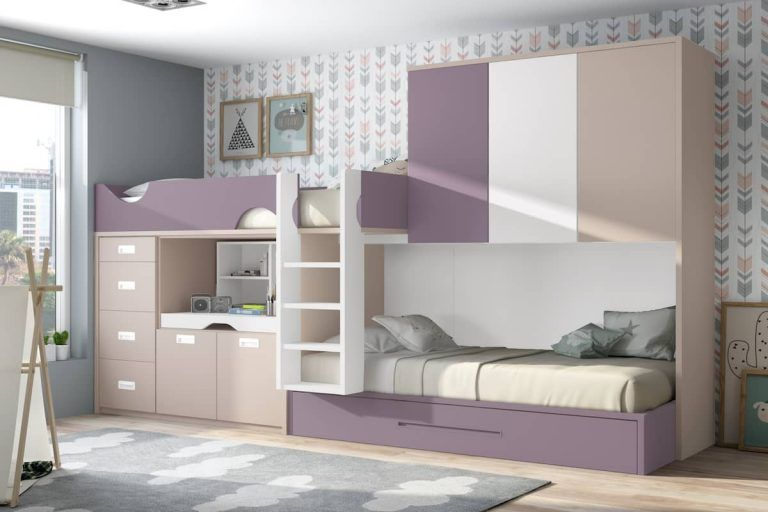 Dormitorio Juvenil F220
