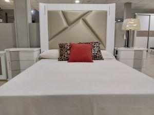 dormitorio lacado 4 macizo